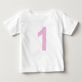 Camiseta De Bebé Primer cumpleaños