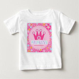 Camiseta De Bebé Princesa.