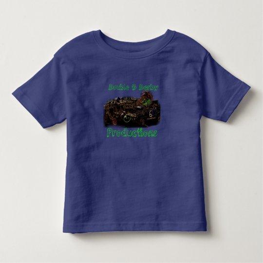 Camiseta De Bebé Producciones dobles de B Derby