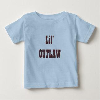 Camiseta De Bebé PROSCRITO de Lil