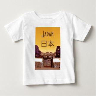 Camiseta De Bebé Puerta del templo en Tokio, Japón