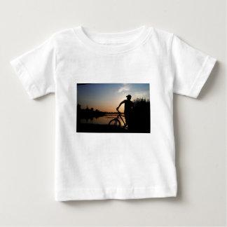 Camiseta De Bebé Puesta del sol