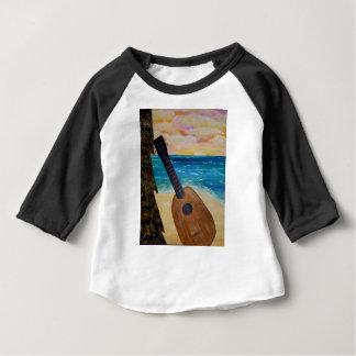 Camiseta De Bebé puesta del sol de Hawaii