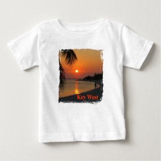 Camiseta De Bebé Puesta del sol de Key West