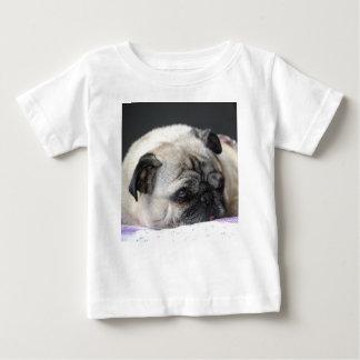 Camiseta De Bebé Pug doguillo - Photography: Jean Louis Glineur