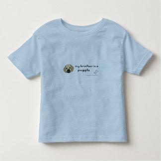 Camiseta De Bebé puggle