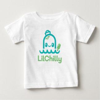 Camiseta De Bebé Pulpo Polvo Octopus Pieuvre Tshirt