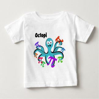 Camiseta De Bebé Pulpos