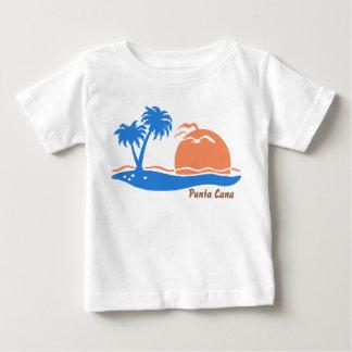 Camiseta De Bebé Punta Cana