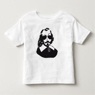 Camiseta De Bebé Quebec Samuel de Champlain hipster 1608