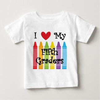 Camiseta De Bebé Quinto grado teacher2