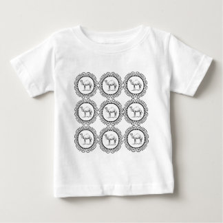 Camiseta De Bebé Racimo del camello