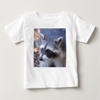 Camiseta De Bebé RACOON MAPACHE foto: Jean Louis Glineur