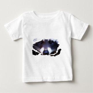 Camiseta De Bebé RACOON MAPACHE - Photography Jean Louis Glineur