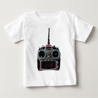 Camiseta De Bebé Radio de Spektrum RC de los puntos