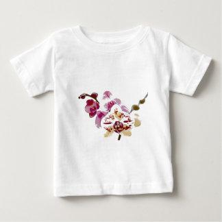 Camiseta De Bebé Ramo de la flor de la orquídea del Phalaenopsis