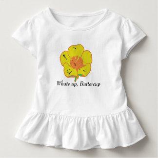 Camiseta De Bebé Ranúnculo