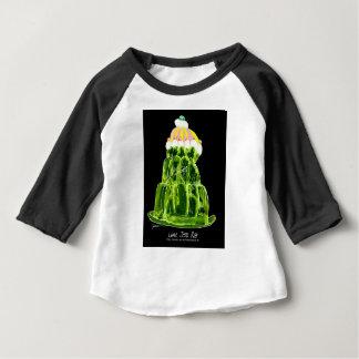 Camiseta De Bebé rata del jello de la cal de los fernandes tony