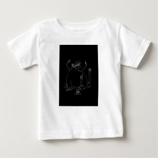 Camiseta De Bebé rata mágica