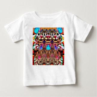 Camiseta De Bebé Rata Trippy del delirio