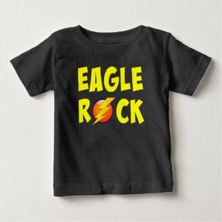 Camiseta De Bebé Rayo de la roca de Eagle