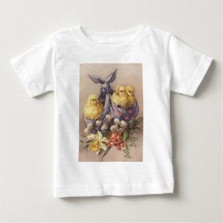 Camiseta De Bebé Recogida de los polluelos de Pascua