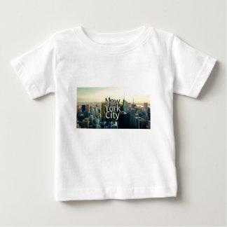 Camiseta De Bebé Recuerdo de New York City