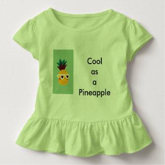 Camiseta De Bebé Refresqúese como equipo de la piña para los chicas