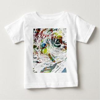 Camiseta De Bebé Regalos médicos de los glóbulos rojos abstractos