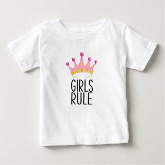 Camiseta De Bebé Regla de los chicas