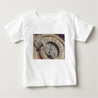 Camiseta De Bebé Reloj astronómico de Praga