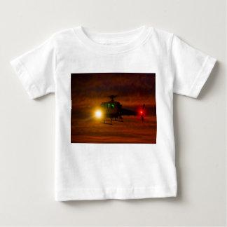 Camiseta De Bebé Rescate de la puesta del sol