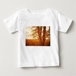 Camiseta De Bebé Reserva del nacional de los prados del árbol de la