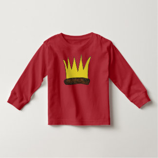 Camiseta De Bebé ¡Rey de las cosas salvajes!