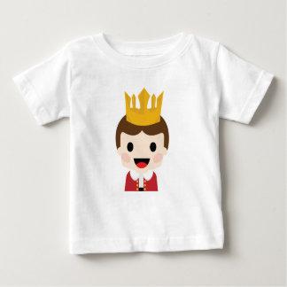 Camiseta De Bebé Rey del bebé
