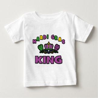 Camiseta De Bebé Rey del carnaval
