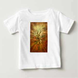Camiseta De Bebé Roble viejo .......