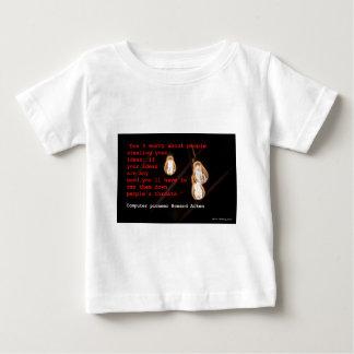 Camiseta De Bebé Robo de ideas