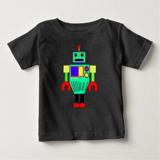 Camiseta De Bebé Robótica