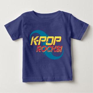Camiseta De Bebé ¡Rocas del K-Estallido!  (Luz)