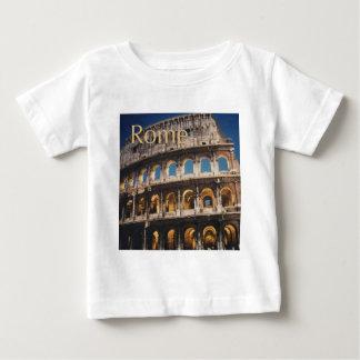 Camiseta De Bebé Roma en la noche