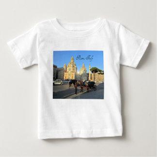 Camiseta De Bebé Roma, Italia