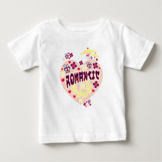 Camiseta De Bebé Romantic