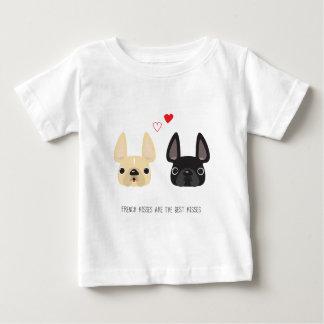 Camiseta De Bebé Ropa del dogo francés