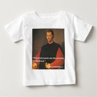 Camiseta De Bebé Ropa ligera de Maquiavelo 2