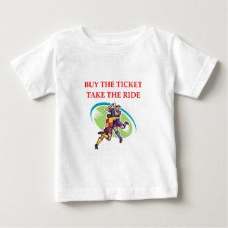 Camiseta De Bebé rugbi