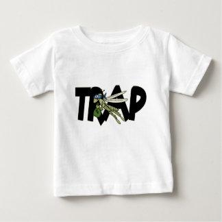 Camiseta De Bebé Saltamontes de la trampa