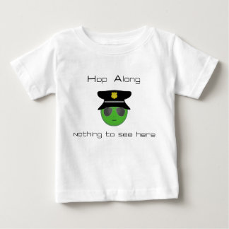 Camiseta De Bebé Salto adelante