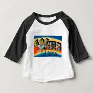 Camiseta De Bebé Saludos de Los Ángeles