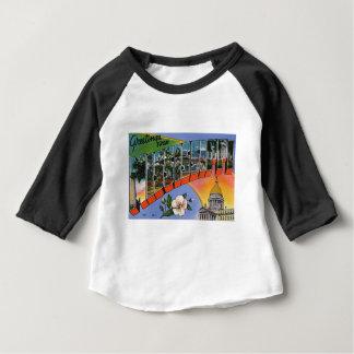Camiseta De Bebé Saludos de Mississippi